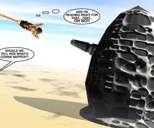 Mindy - Sex Slave On Mars c226-250 - part 15