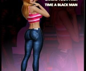Candie Your First Time – BlackonWhite3D