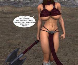 Sorceress's Blunder - part 17