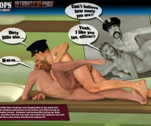 Cops - Sex-Arrest 3D - part 4