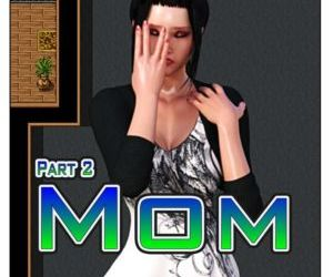 Incest Story - Part 2: Mom