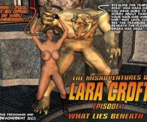 The Misadventures of Lara Croft - Episode 1: What Lies..
