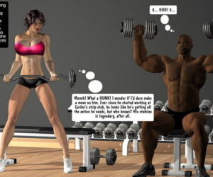 Cindy & Paul at the Gym