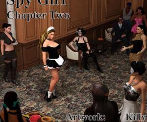 Spy Girl - Chapter 2