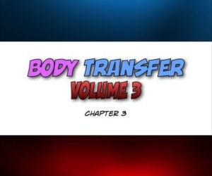 Body Transfer Vol.3 Chapter 3