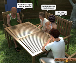 Raunchy School – Barbecue Picnic