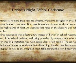 Carinas Nightmare Before Christmas