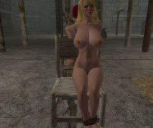 Skyrim bondage furniture collection - part 7