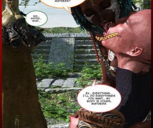 Helena Reinthols Adventures. - part 2