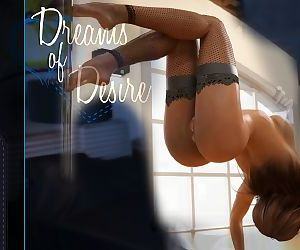 Dreams of Desire part 17 - Fuck my sis Tracy!