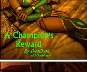 Champions reward