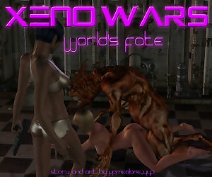 Xeno Wars - Worlds Fate
