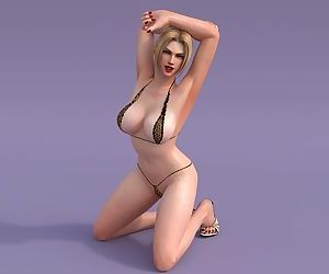 Artist3D - DragonLord720 - DOA Girls - part 2