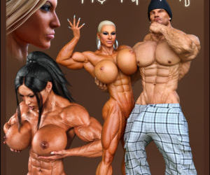 MuscleX Big & Horny