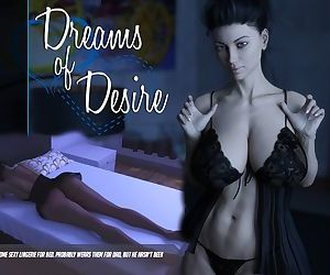 Dreams of Desire part 1 - Moms night dreams