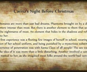 Carinas Night Brfore Christmas