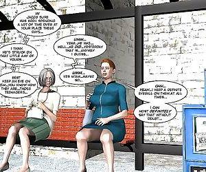 Unsatisfied mature housewife 3d porn comics public..
