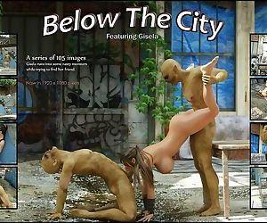 Below the City 1~6