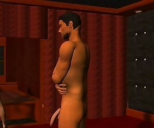 3d toons in hardcore sex action - part 7