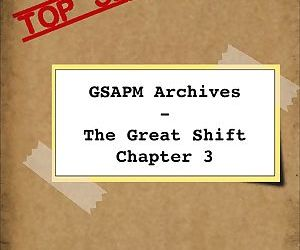 The Great Shift Chapitre 3