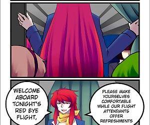 Red Eye Flight 3