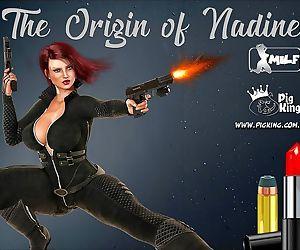 PigKing- The Origin Of Nadine