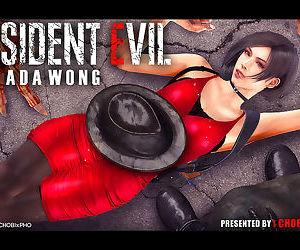 RESIDENT EVIL 2 / ADA WONG