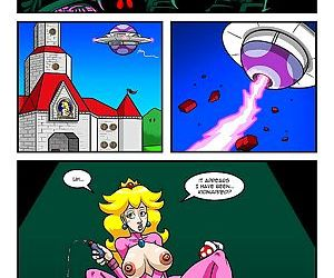 Peach vs The Shroobs