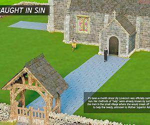 THE FOXXX - Caught In Sin