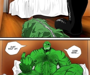 My Life With A Orc 1 - After Work