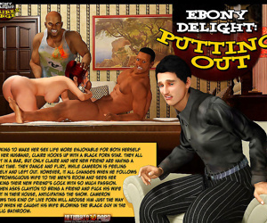 Ebony Delight- Putting out
