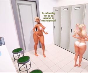 Succubus Vs Sluts 3 - part 2