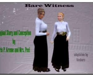 Keshara- Bare Witness