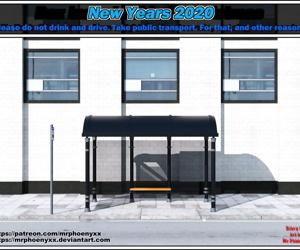 Mr. Phoenyxx- New Year 2020