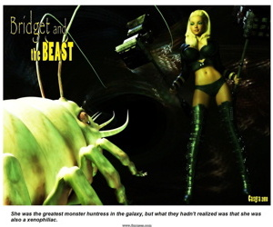 Casgra - Bridget and the Beast