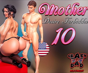 CrazyDad3D- Mother Desire Forbidden 10