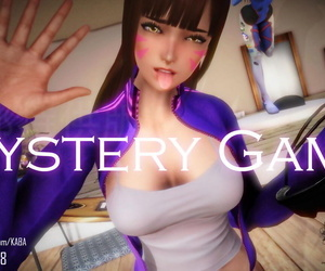 KABA Mystery Game Overwatch Chinese
