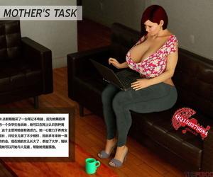 The Foxxx A Mothers TaskChinese岚森个人汉化