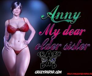 Crazy Dad 3D Dear Older Sister 5 English