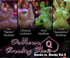 Rivaliant - Breeding Show Stacks VS Blacks Vol 2