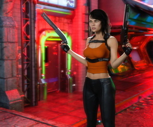 3DZen Residential Evil XXX 4 - part 6