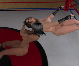 Futa Fighters Riley Vs Sarah Ongoing - part 6