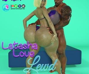 SuperTito Latasha Loving Lewd
