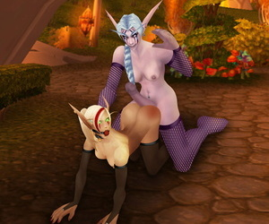 Shikrons World of Warcraft Screenshot Manipulations Futa