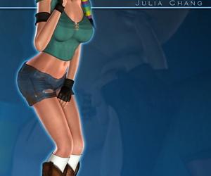 Zzomp Julia Exposed Tekken