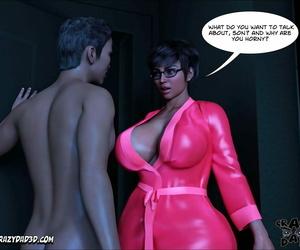 CrazyDad3D Doctor Brandie 7 Eng - part 2