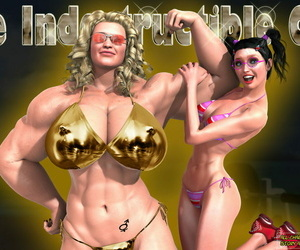 PILTIKITRON The Indestructible Girl