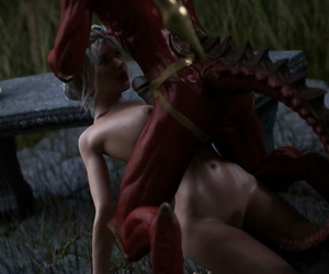 3DSimon Taylors Slimy Nightmare - Chapter 2. Devils Slut -..