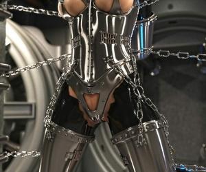 LockMaster Trixys Escape Attempt Ch. 2 - Vault no 5 - part 2