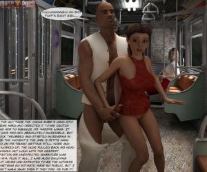 Sex in Subway - part 2